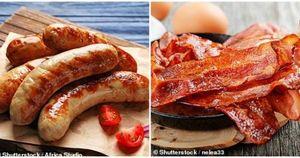 Ăn nhiều thịt đỏ và thịt chế biến làm tăng cao nguy cơ mắc bệnh tim và tử vong sớm