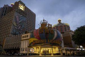 Các sòng bạc Macau tắt đèn, lỗ hàng triệu USD/ngày vì virus Vũ Hán