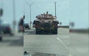 Xe tăng T-90 xuất hiện tại Mỹ?