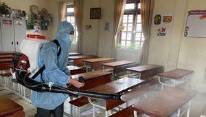 Hải Dương tăng cường công tác phòng chống dịch viêm đường hô hấp cấp trong trường học