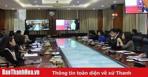 Hội nghị trực tuyến trao giải cuộc thi 'Viết về bảo hiểm xã hội, bảo hiểm y tế'