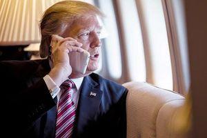 Tổng thống Trump muốn giữ bí mật các cuộc điện đàm xuyên quốc gia