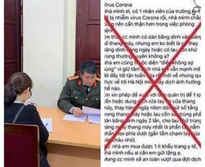 Hà Nội: Xử phạt 10 triệu đồng người đăng tin sai sự thật về COVID-19