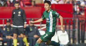 Cầu thủ Trung Quốc cho Messi 'hít khói' là ai?
