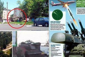 Tài liệu tình báo Hà Lan tiết lộ tin chấn động về vũ khí bắn rơi MH17