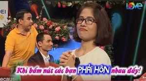 Tham gia show hẹn hò, cô gái khiến MC Quyền Linh bức xúc