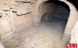 Ngôi mộ cổ nghìn năm của cháu gái Hoàng hậu Trung Hoa và bí mật phía sau 'lời nguyền' trên nắp quan tài
