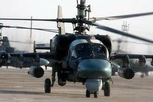 Nga cấp tốc điều 'sát thủ diệt tăng' Ka-52M nâng cấp tới Syria trong tình hình nóng