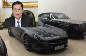 Ngắm bộ sưu tập xe tiền tỷ của 'vua hàng hiệu' Jonathan Hạnh Nguyễn