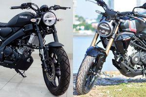 Mua xe côn tay 150 cc - chọn Yamaha XSR 155 hay Honda CB150R