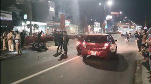 Bình Dương: Hai xe máy đối đầu gây tai nạn nghiêm trọng
