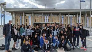 Giới trẻ Israel học làm 'đại sứ' tương lai
