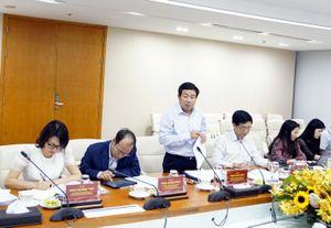 Đảng ủy Tập đoàn Dầu khí Quốc gia Việt Nam làm việc với PV GAS