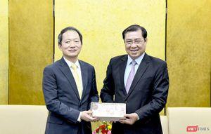 Tổng Lãnh sự Hàn Quốc đánh giá cao nỗ lực chống COVID-19 của Đà Nẵng