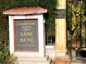 Độc đáo nơi bà Vú của vua Gia Long yên nghỉ ở Khánh Hòa
