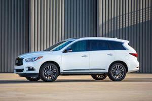 Infiniti QX60 2020 có gì để cạnh tranh với Lexus RX, Mercedes-Benz GLE?