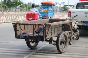 Tp Hồ Chí Minh sắp khai tử xe tự chế