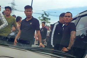Truy tố nhóm giang hồ vây chặn xe chở công an ở Đồng Nai