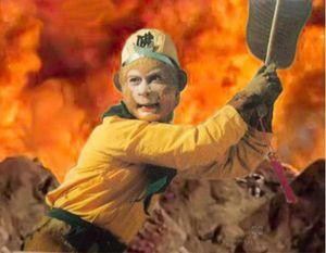 Lý do Tôn Ngộ Không không thể dập tắt ngọn lửa ở Hỏa Diệm Sơn