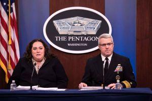 Tổng thống Mỹ rút lại đề cử một quan chức cấp cao Lầu Năm Góc