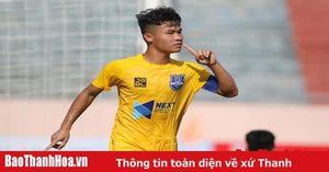 U19 Thanh Hóa khởi đầu thuận lợi tại vòng loại giải vô địch U19 quốc gia 2020
