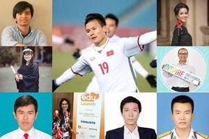 10 gương mặt trẻ Việt Nam tiêu biểu là ai?