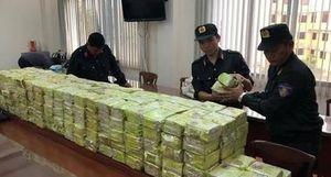 Đánh ma túy ở biên giới Tây Ninh
