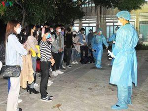 Khánh Hòa tiếp tục giám sát chặt chẽ người đến từ các vùng dịch