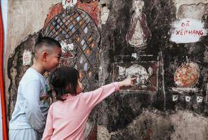 Giao lưu cùng các nghệ sĩ biến bãi rác Phúc Tân thành địa điểm 'check in' hấp dẫn giới trẻ