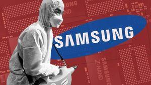 Samsung ho, Hàn Quốc cúm