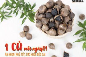 Tỏi đen -'siêu thực phẩm' giúp tăng cường hệ miễn dịch của cơ thể
