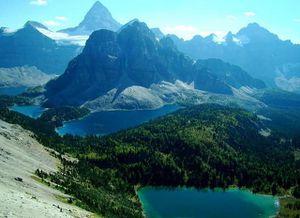 Những ngọn núi đẹp nhất thế giới