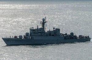 Hàn Quốc tặng tàu chiến cho Hải quân Colombia