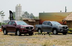 Bán tải Maxus T60 2020 mở bán tại Philippines, 'quyết đấu' Ford Ranger