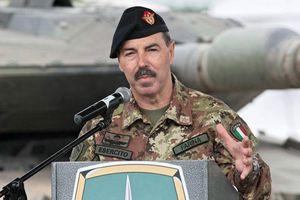 Tham mưu trưởng lục quân Ý Tướng Salvatore Farina nhiễm Covid-19