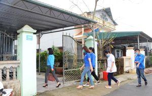 Tuổi trẻ Vạn Ninh (TP Móng Cái): Chung sức phòng chống dịch Covid-19