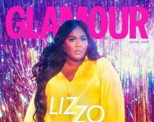 Nữ rapper Mỹ diện váy Công Trí lên bìa tạp chí Glamour