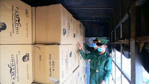 Siết chặt kiểm soát mặt hàng vật tư y tế phòng dịch