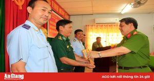 Phối hợp thực hiện tốt công tác đấu tranh phòng, chống tội phạm