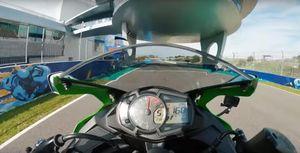 Kawasaki Ninja ZX-25R 2020 gây thất vọng về tốc độ