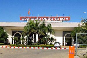 Lào tạm đóng hàng loạt điểm giao với biên giới Việt Nam để phòng Covid-19
