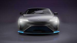 Siêu xe có khả năng tự sạc điện, sản xuất số lượng giới hạn 500 chiếc