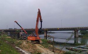 Đà Nẵng: Xây dựng đập tạm thứ 2 ngăn nước nhiễm mặn