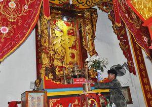 Đình thần Phước Lễ - Nơi thờ kính 2 vị danh nhân dân tộc