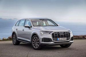 Đánh giá Audi Q7 2020 - nâng cấp đáng giá dù chỉ là facelift