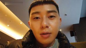 Park Seo Joon khoe mặt mộc