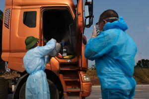 Quảng Ninh tăng cường giám sát các cửa ngõ vào tỉnh