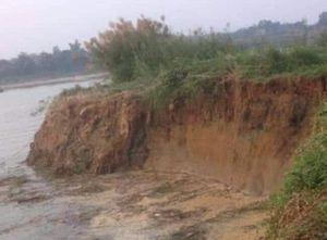 Phú Thọ: Dừng toàn bộ việc khai thác cát, sỏi trên sông Lô