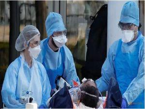 COVID-19 Pháp: Đà tử vong cao, sơ tán bệnh nhân khỏi vùng dịch