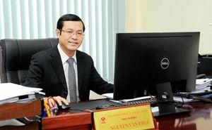 Thứ trưởng Nguyễn Văn Phúc: Có thể dùng quỹ dự phòng năm 2021 để kết thúc năm học